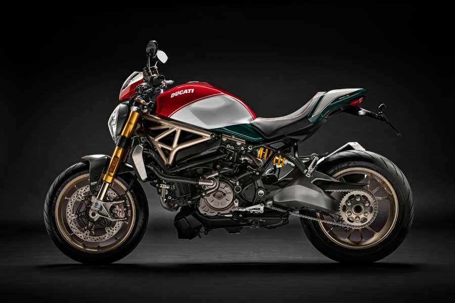 Foto 02 Ducati Monster 1200 25 Anniversario