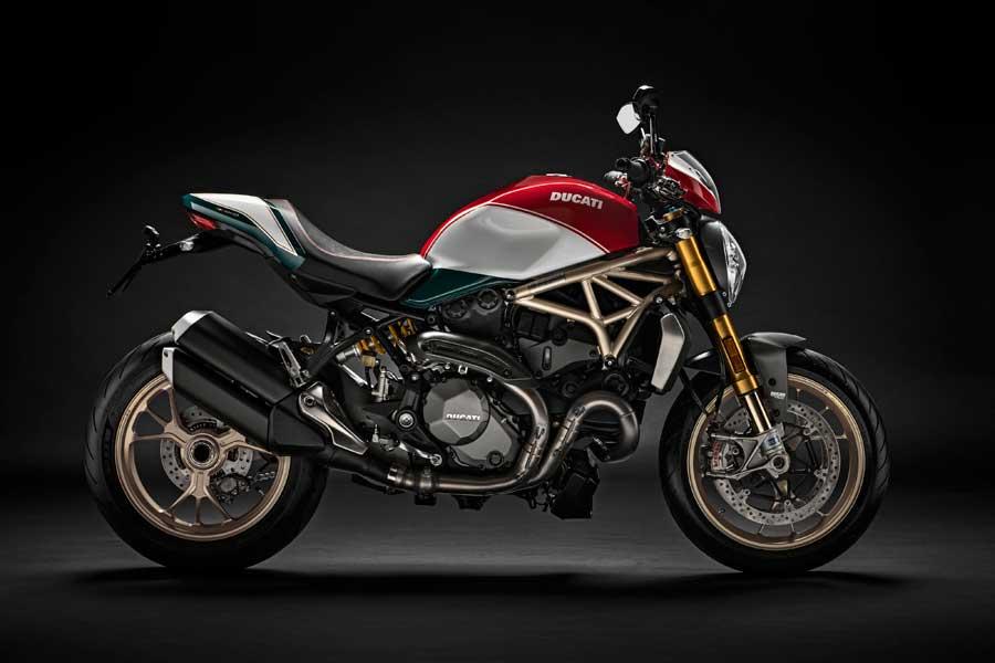Foto 04 Ducati Monster 1200 25 Anniversario
