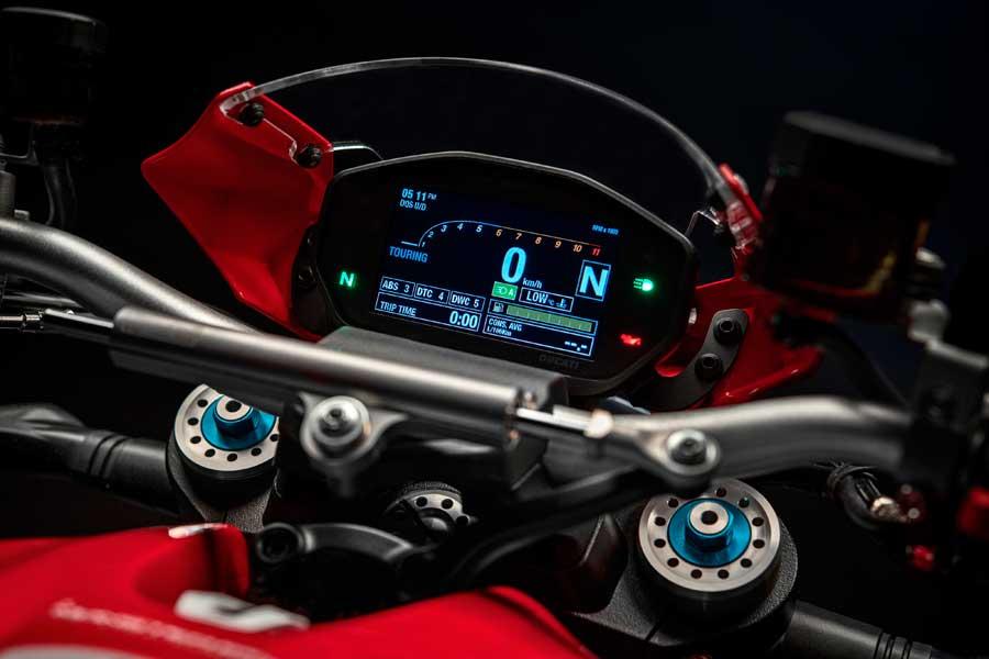Foto 07 Ducati Monster 1200 25 Anniversario