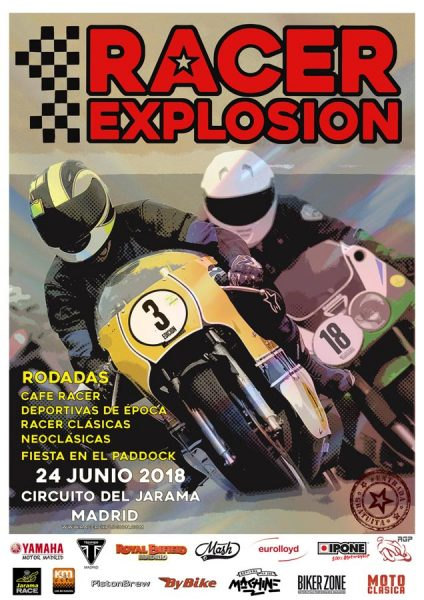 Foto 01 Racer Explosion