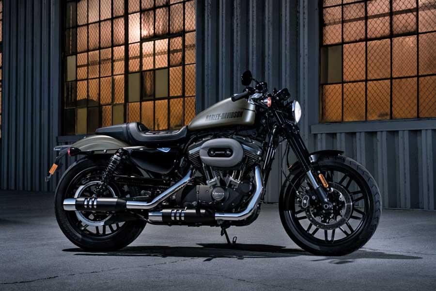 Foto 01 HD Sportster 1200 Roadster