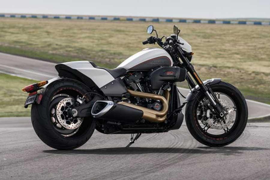 Foto 01 Harley Davidson FXDR