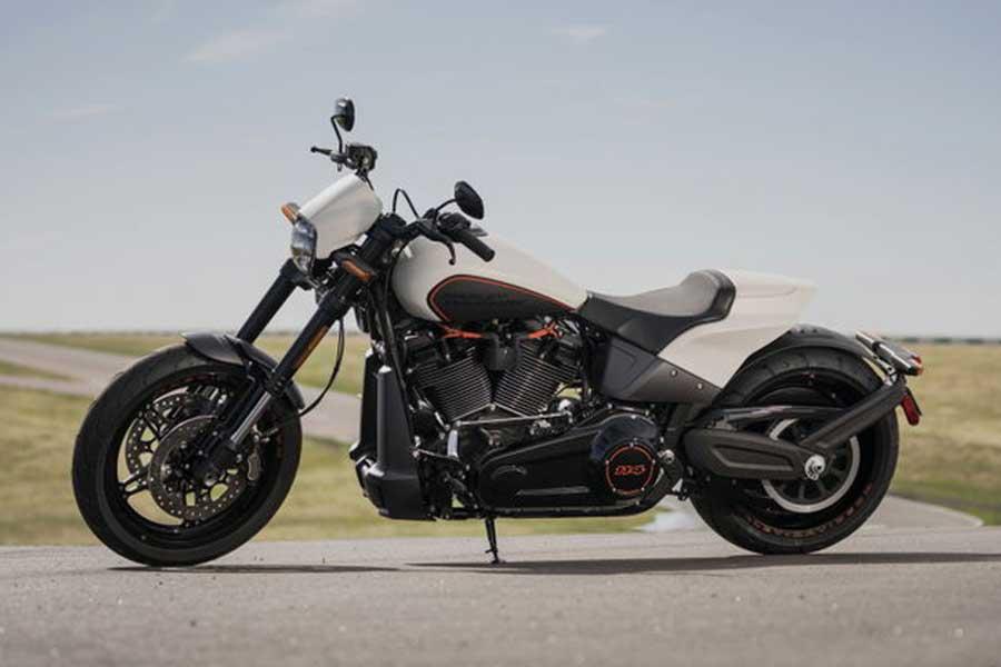 Foto 02 Harley Davidson FXDR