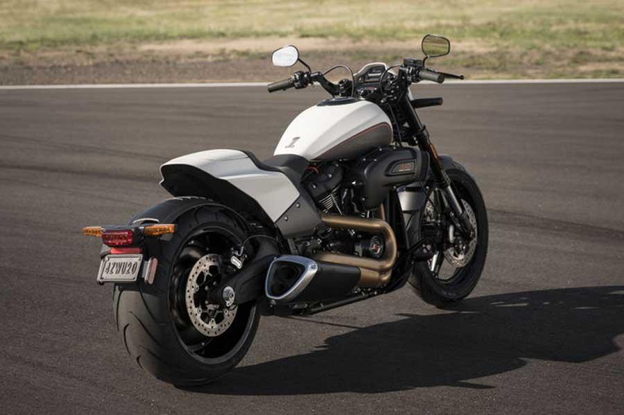 Foto 03 Harley Davidson FXDR