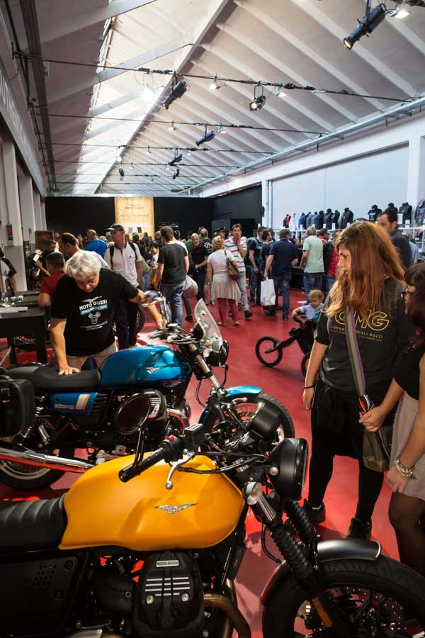 Foto 01 Moto Guzzi Open House 2018