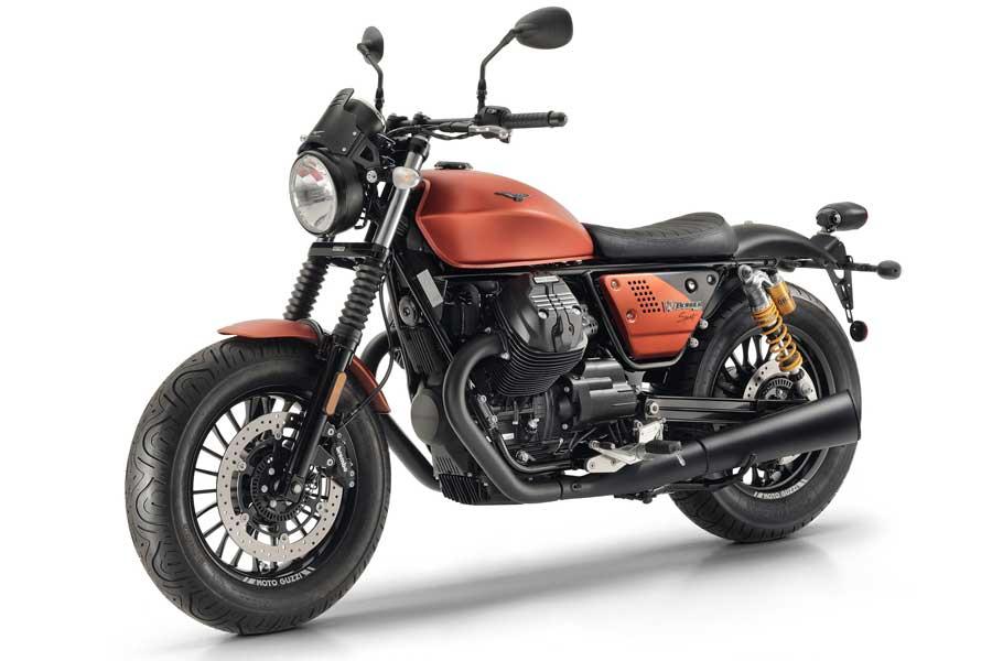 Foto 04 Moto Guzzi V9 Bobber Sport