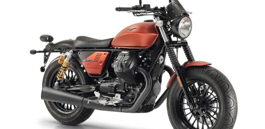 Foto destacada Moto Guzzi V9 Bobber Sport