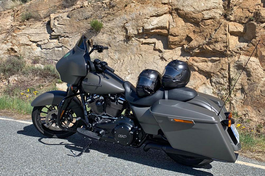 Foto 05 Harley  Davidson Street Glide Special