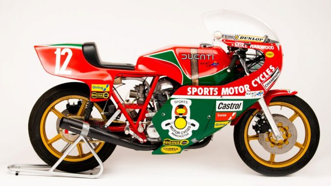 Foto 01 Vee Two Hailwood