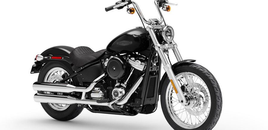 Foto 01 HD Softail Standard