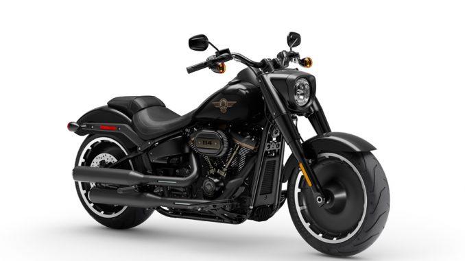 Foto 01 Harley Davidson Fat_Boy 30th