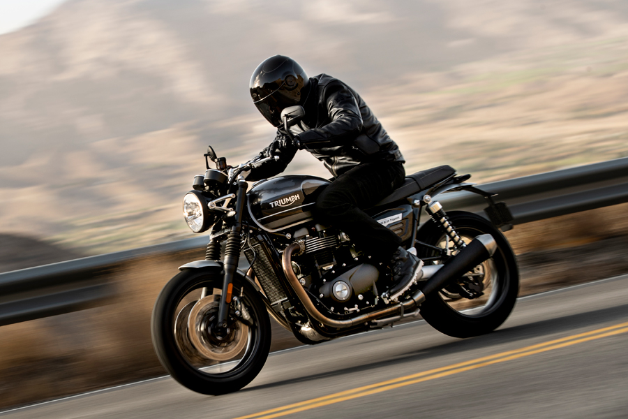 Foto 01 Triumph Speed Twin 1200