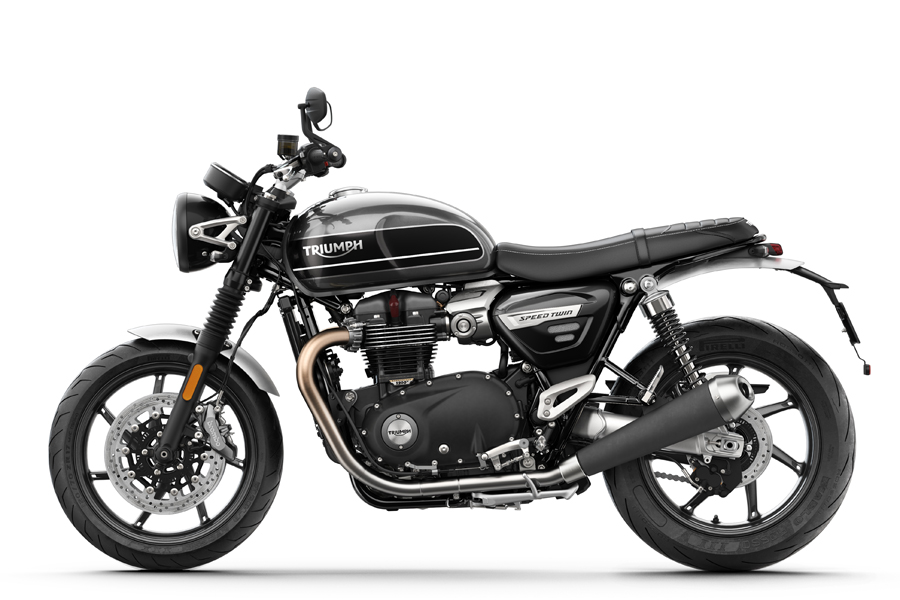 Foto 02 Triumph Speed Twin 1200