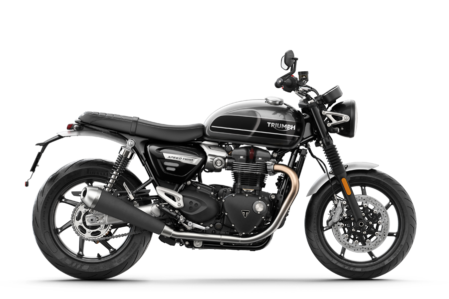 Foto 06 Triumph Speed Twin 1200