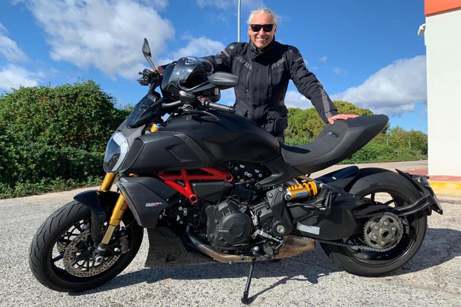 Foto 09 Ducati Diavel 1260S