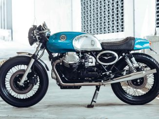 Foto 01 The W.T.S Guzzi