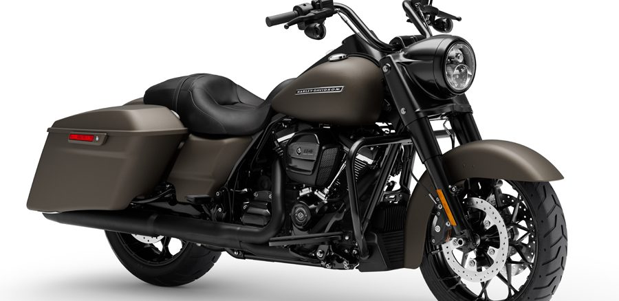 Foto 01 Harley Davidson Road King Special