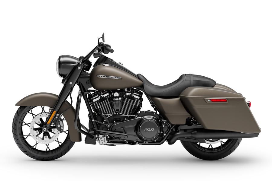 Foto 06 Harley Davidson Road King Special