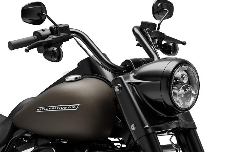 Foto 07 Harley Davidson Road King Special