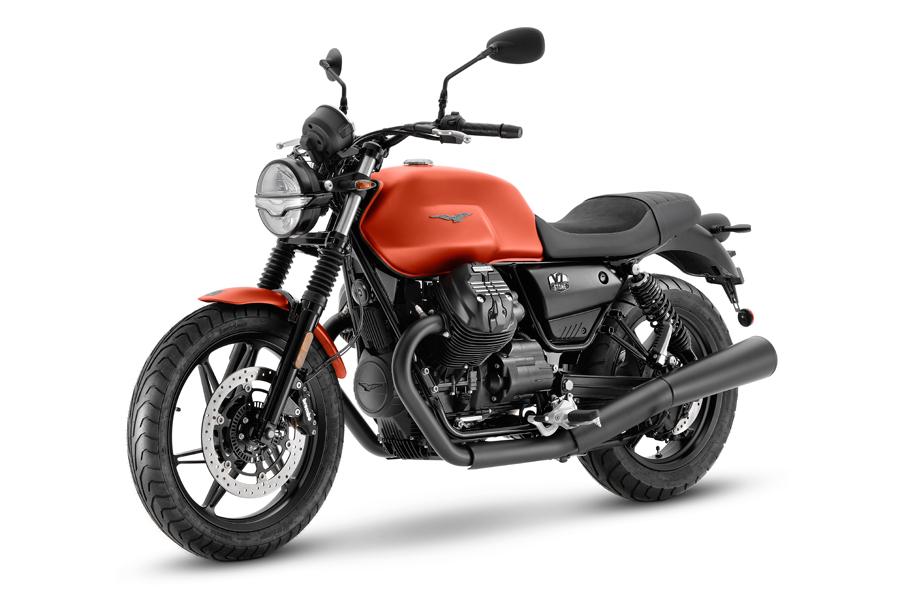 Foto 02 Moto Guzz V7 Stone 2021
