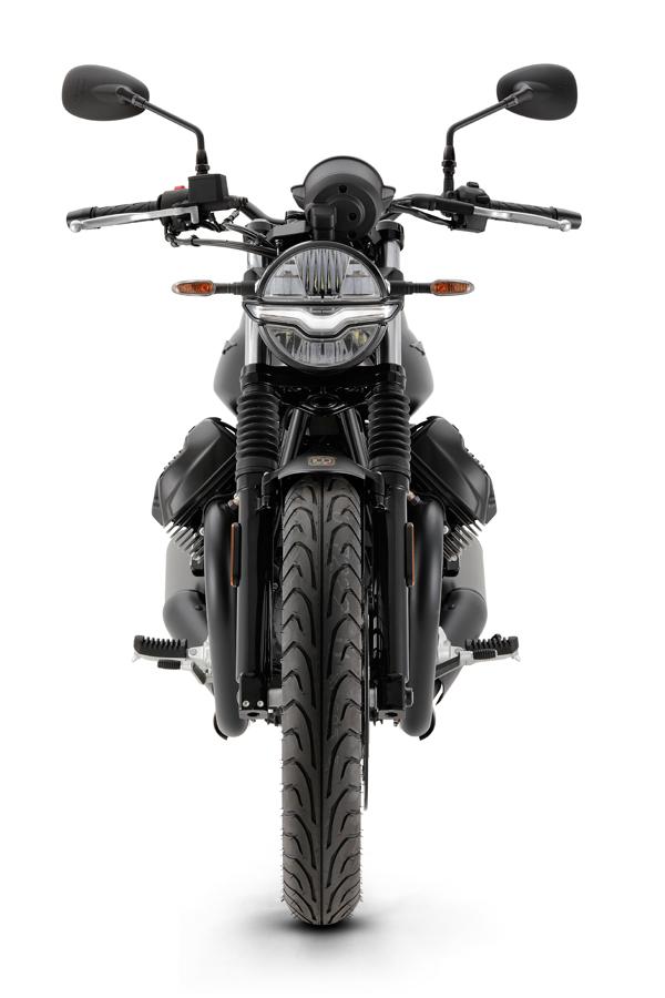 Foto 04 Moto Guzz V7 Stone 2021