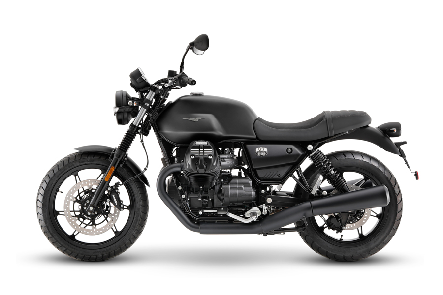 Foto 05 Moto Guzz V7 Stone 2021