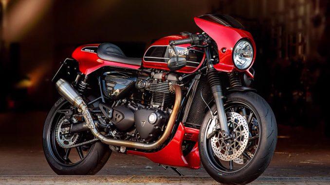 Foto 01 Rennstall Triumph Speed Twin
