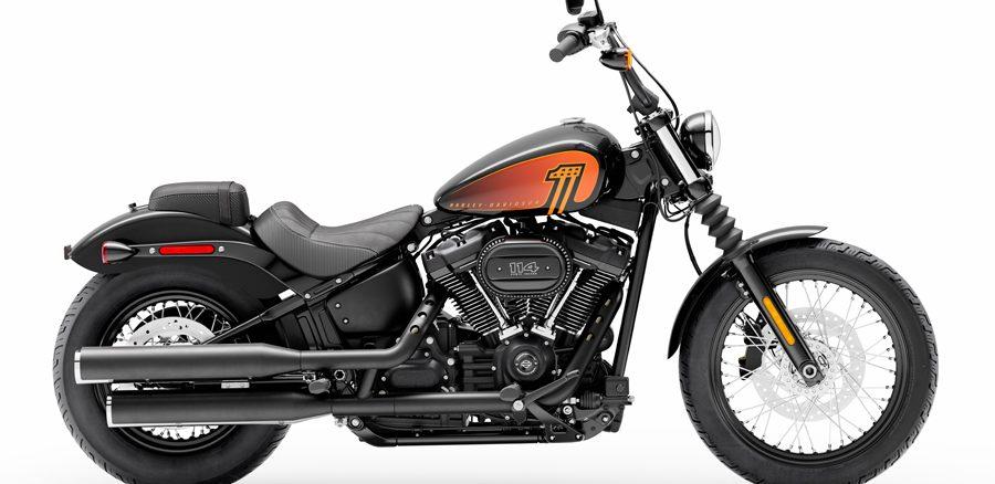 Foto 01 Harley Davidson Street Bob 114