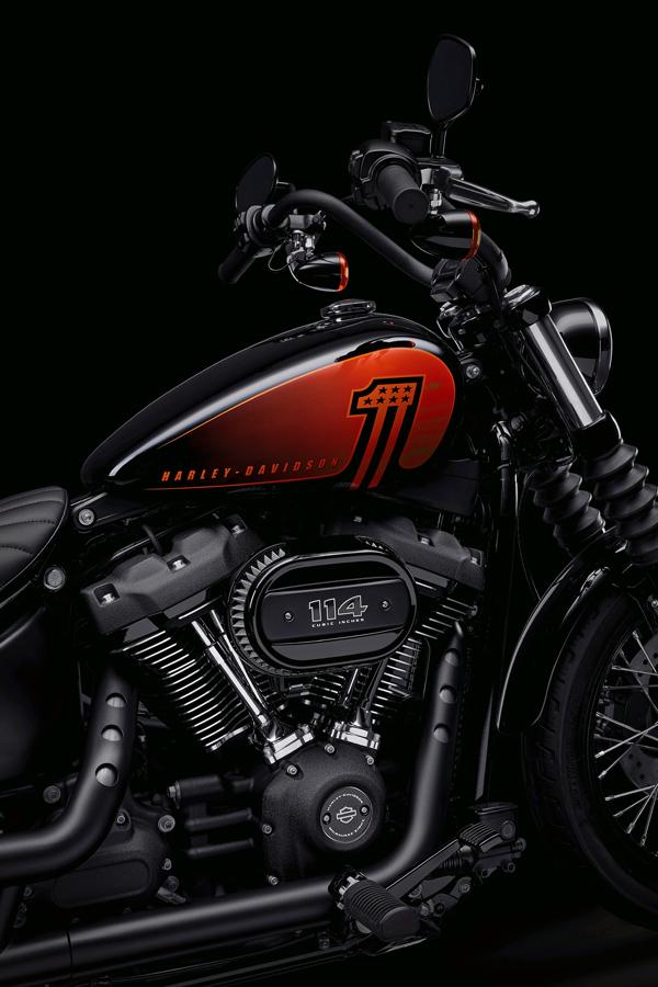 Foto 03 Harley Davidson Street Bob 114