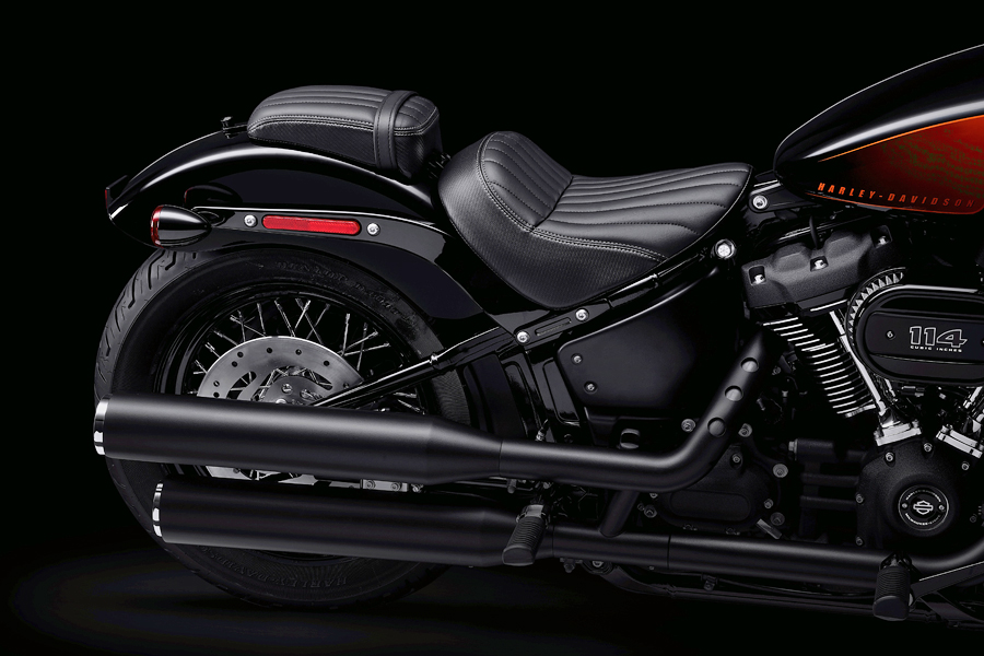 Foto 06 Harley Davidson Street Bob 114