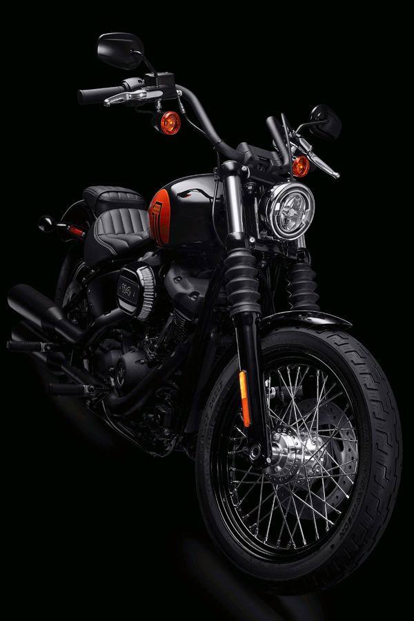 Foto 09 Harley Davidson Street Bob 114
