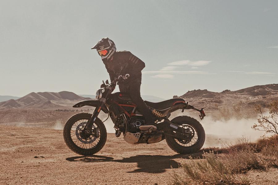 Foto 05 Ducati Scrambler Desert Sled Fasthouse