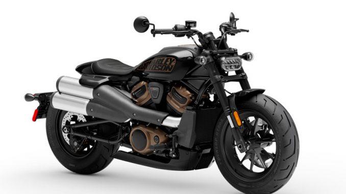 Foto 01 Harley Davidson Sportster S