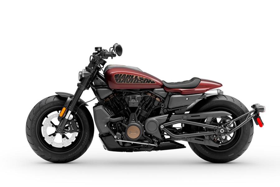Foto 03 Harley Davidson Sportster S