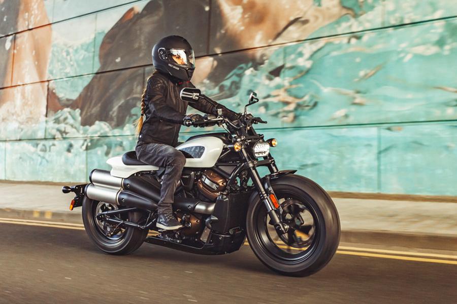 Foto 06 Harley Davidson Sportster S