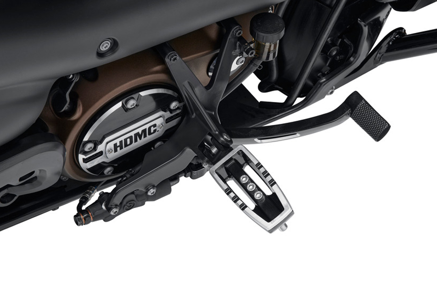 Foto 08 Harley Davidson Sportster S