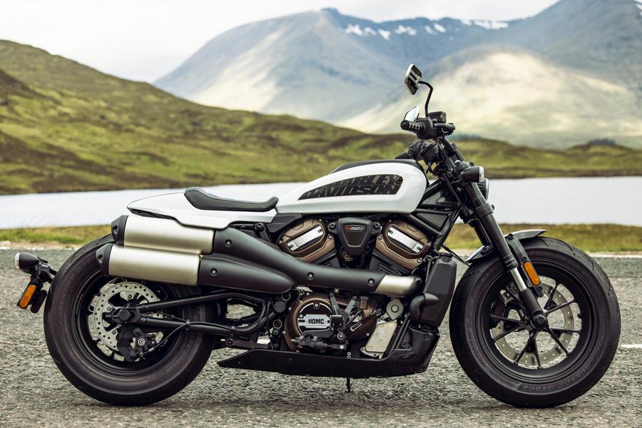 Foto 10 Harley Davidson Sportster S