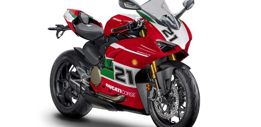 Foto 01 Ducati Panigale V2 Bayliss