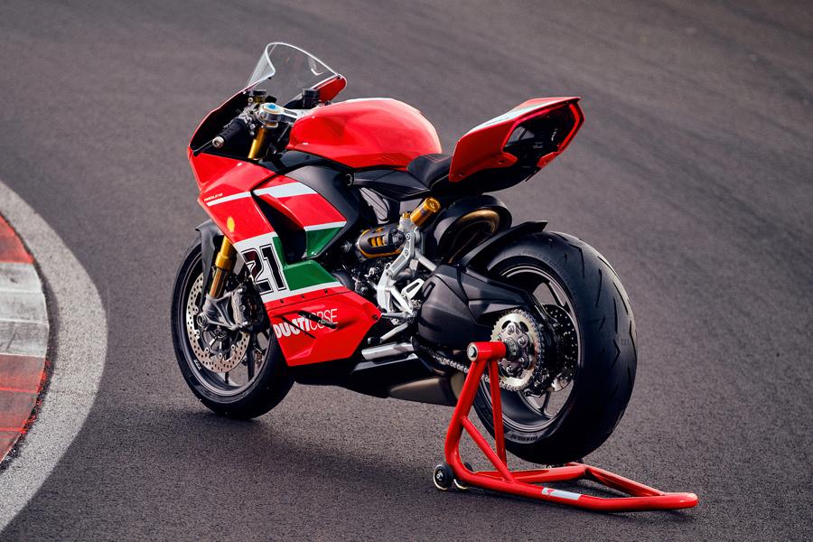 Foto 02 Ducati Panigale V2 Bayliss